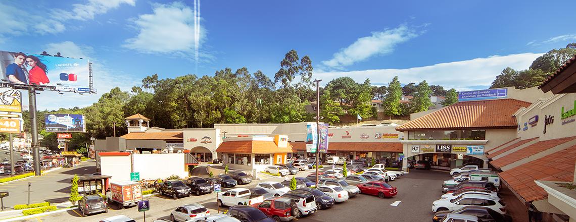 Metroplaza Carretera a El Salvador