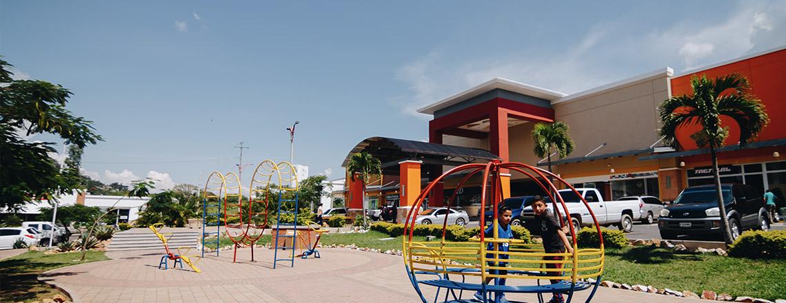 Centro Comercial Metroplaza Jutiapa, Jutiapa, Guatemala, un desarrollo de Metroproyectos
