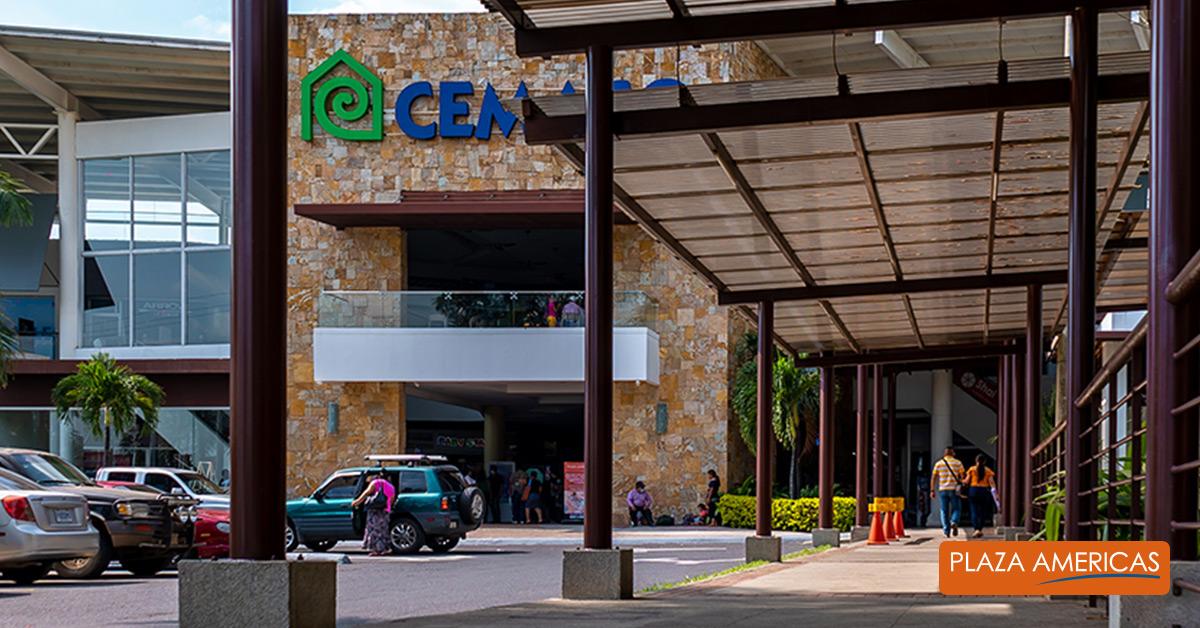 Centro Comercial Plaza Américas, Mazatenango, Suchitepéquez