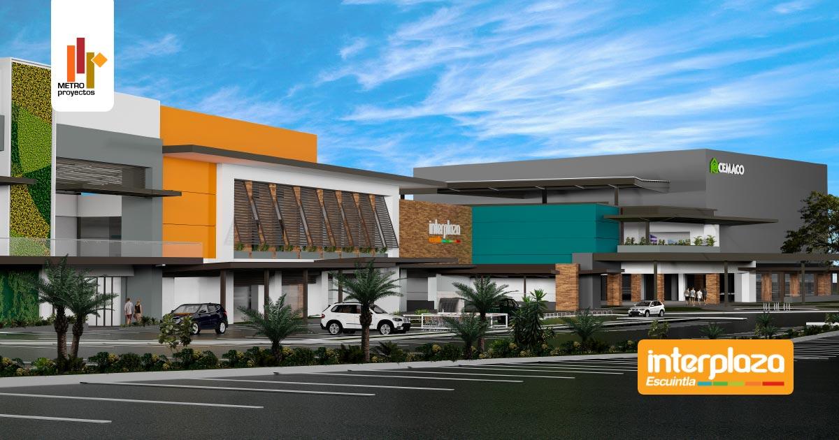 El mejor centro comercial de Escuintla